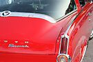 Plymouth Barracuda in Red by AuntDot