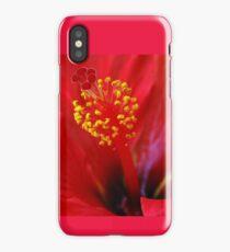 Red... iPhone Case/Skin