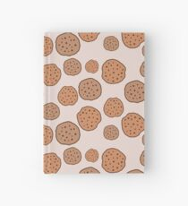 Cute Tumblr Cookie Pattern Hardcover Journal