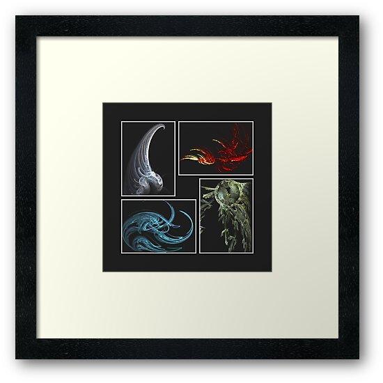 Elemental III by Rhonda Blais
