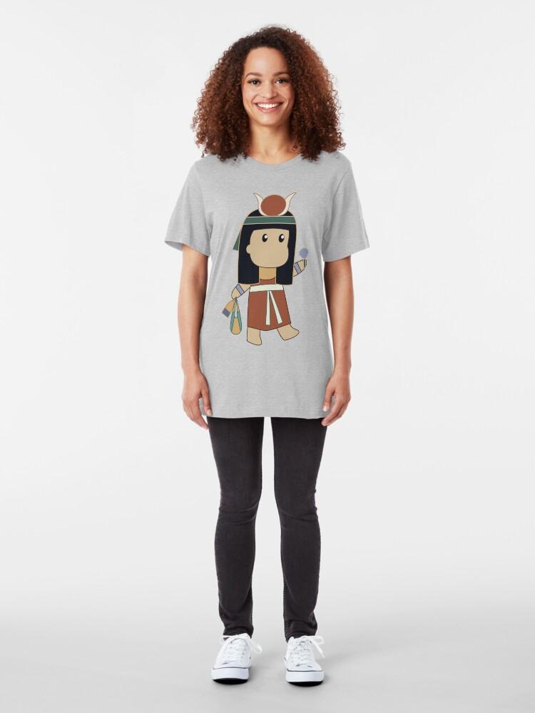 Alternate view of Tiny Hathor Slim Fit T-Shirt
