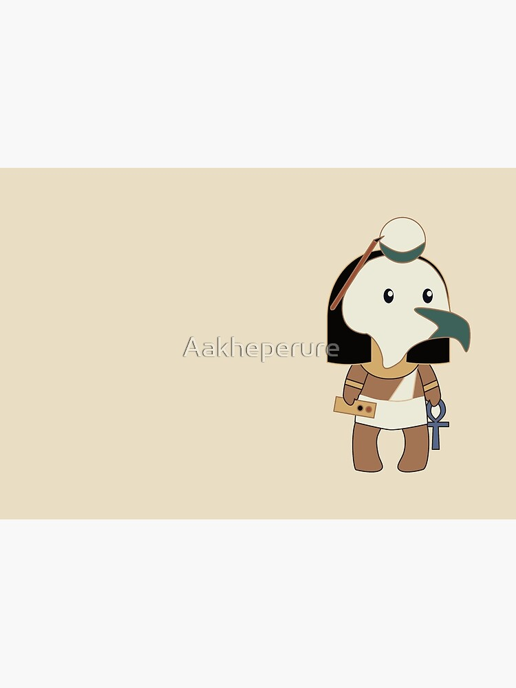 Tiny Thoth by Aakheperure