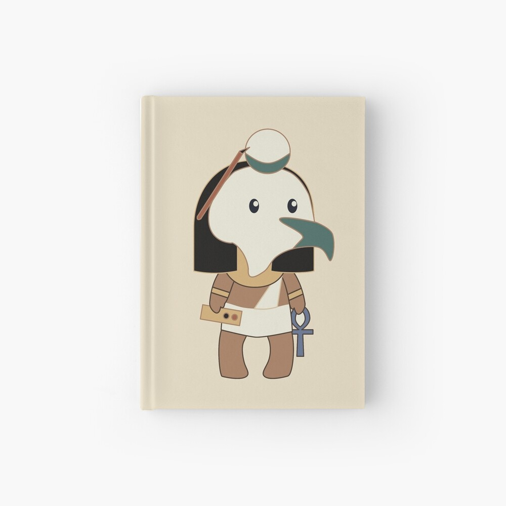 Tiny Thoth Hardcover Journal