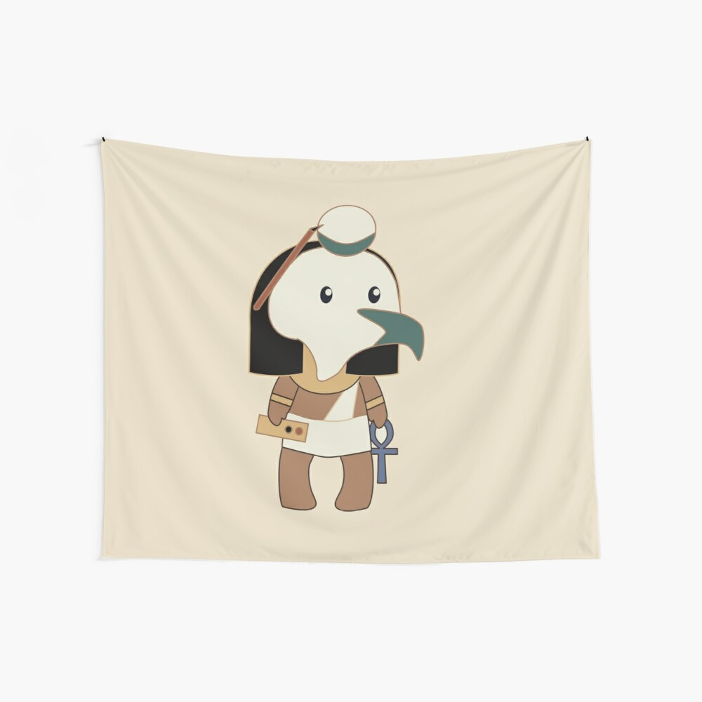 Tiny Thoth Wall Tapestry