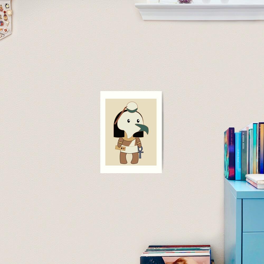 Tiny Thoth Art Print