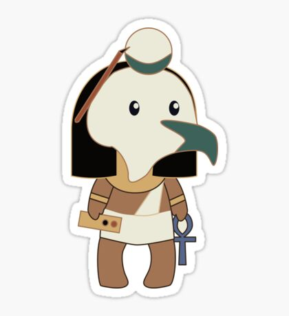 Tiny Thoth Sticker