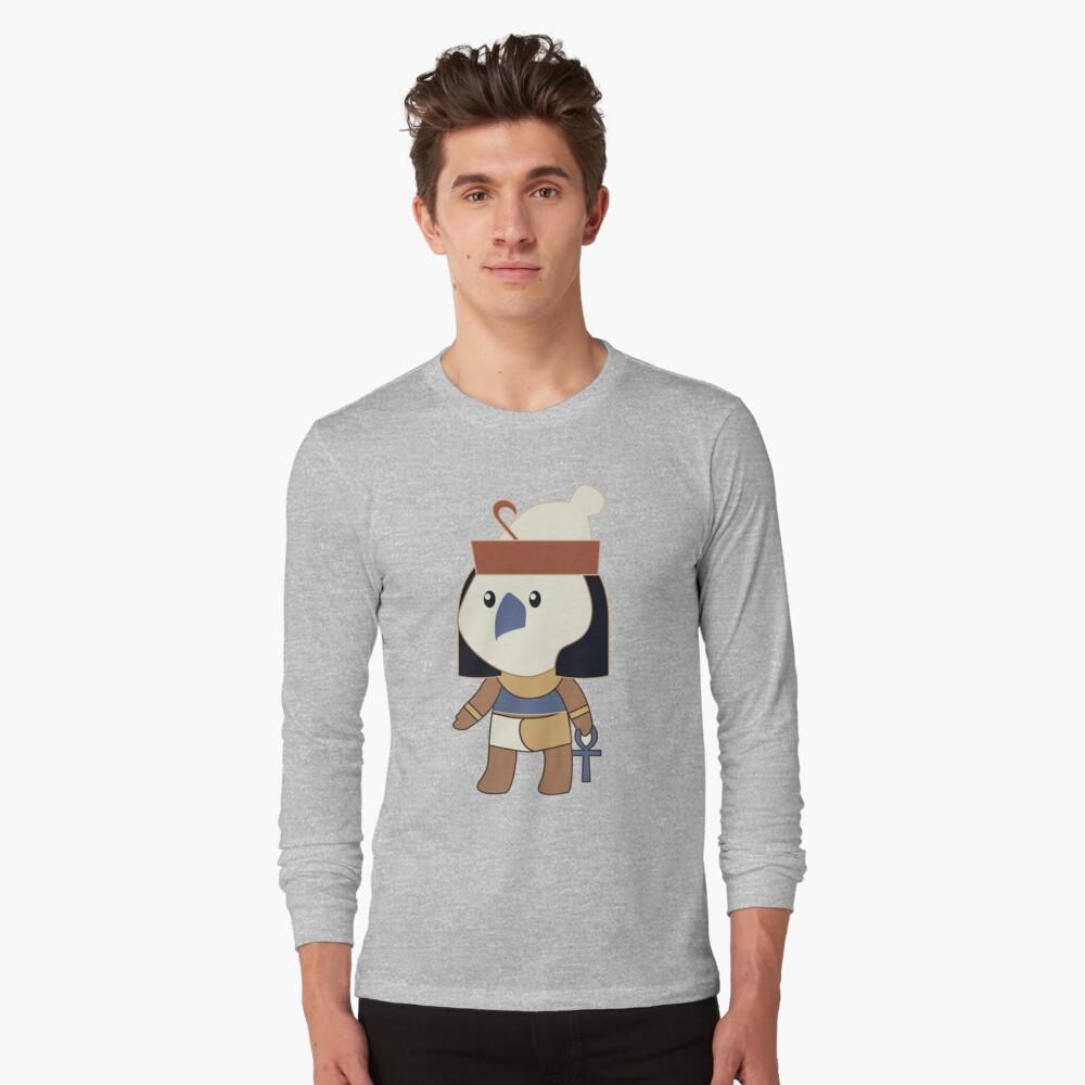 Tiny Horus Long Sleeve T-Shirt