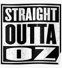 Straight Outta Oz - Dorothy & Toto in the Hood - Movie Mashup - Not in Kansas Anymore Poster