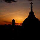 Philadelphia Sunset by KerrieLynnPhoto
