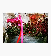Support Breast Cancer  Photographic Print