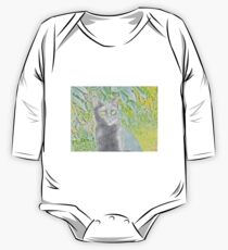 Surreal Cat In Turkey One Piece - Long Sleeve