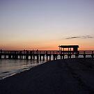 Sanibel Sunrise by KerrieLynnPhoto