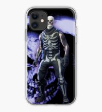 Skull Trooper Poster iPhone Case