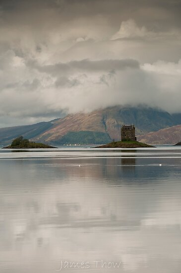 Castle Stalker by james  thow