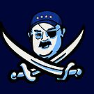 Thadmiral Pirate Flag by AlwaysReadyCltv