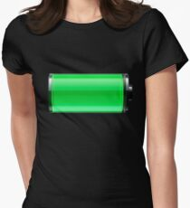 Drake - Charged Up Womens Fitted T-Shirt
