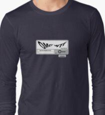 illegible Long Sleeve T-Shirt