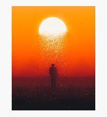 Moonfall Photographic Print