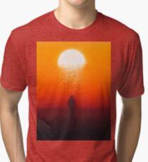 Moonfall Tri-blend T-Shirt