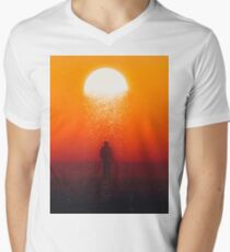 Moonfall V-Neck T-Shirt