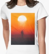 Moonfall Fitted T-Shirt