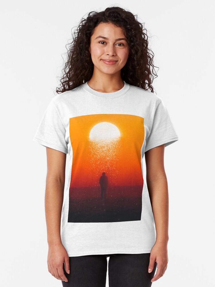 Alternate view of Moonfall Classic T-Shirt