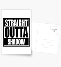 Straight OUTTA Shadow - Firefly - Serenity Postcards
