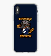 Graveyard of the Great Lakes - 45 RB-M iPhone Case