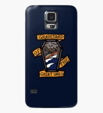 Graveyard of the Great Lakes - 45 RB-M Case/Skin for Samsung Galaxy