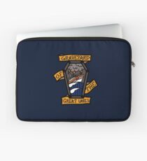 Graveyard of the Great Lakes - 45 RB-M Laptop Sleeve