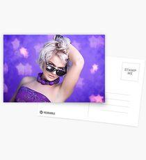 Super Star  Postcards