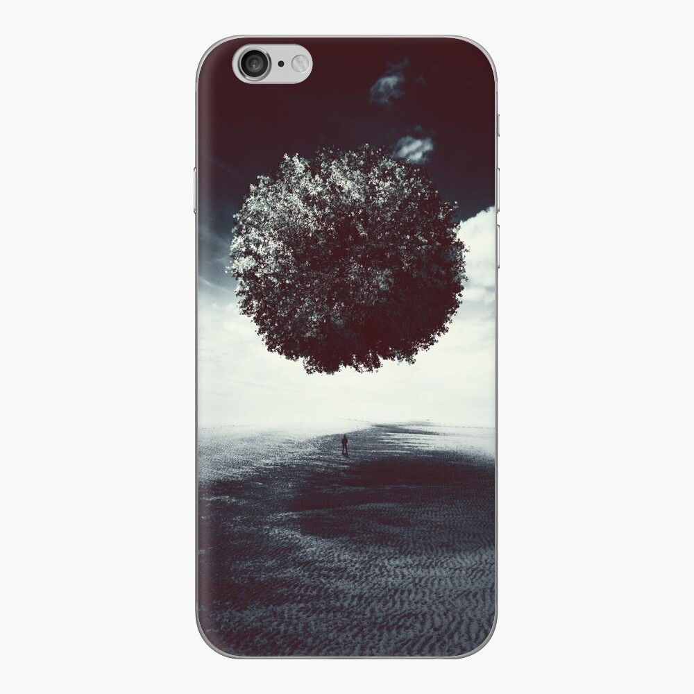 Longing is a Pain iPhone Skin