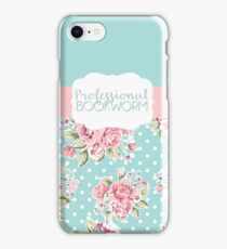 Professional Bookworm iPhone Case/Skin