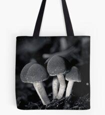 a wee crop of toad stools Tote Bag