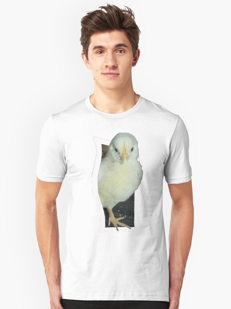 Chick OBB Tee by MaeBelle