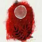 Red Moon by Sybille Sterk