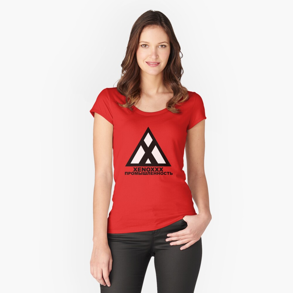 Xenoxxx Industries Fitted Scoop T-Shirt