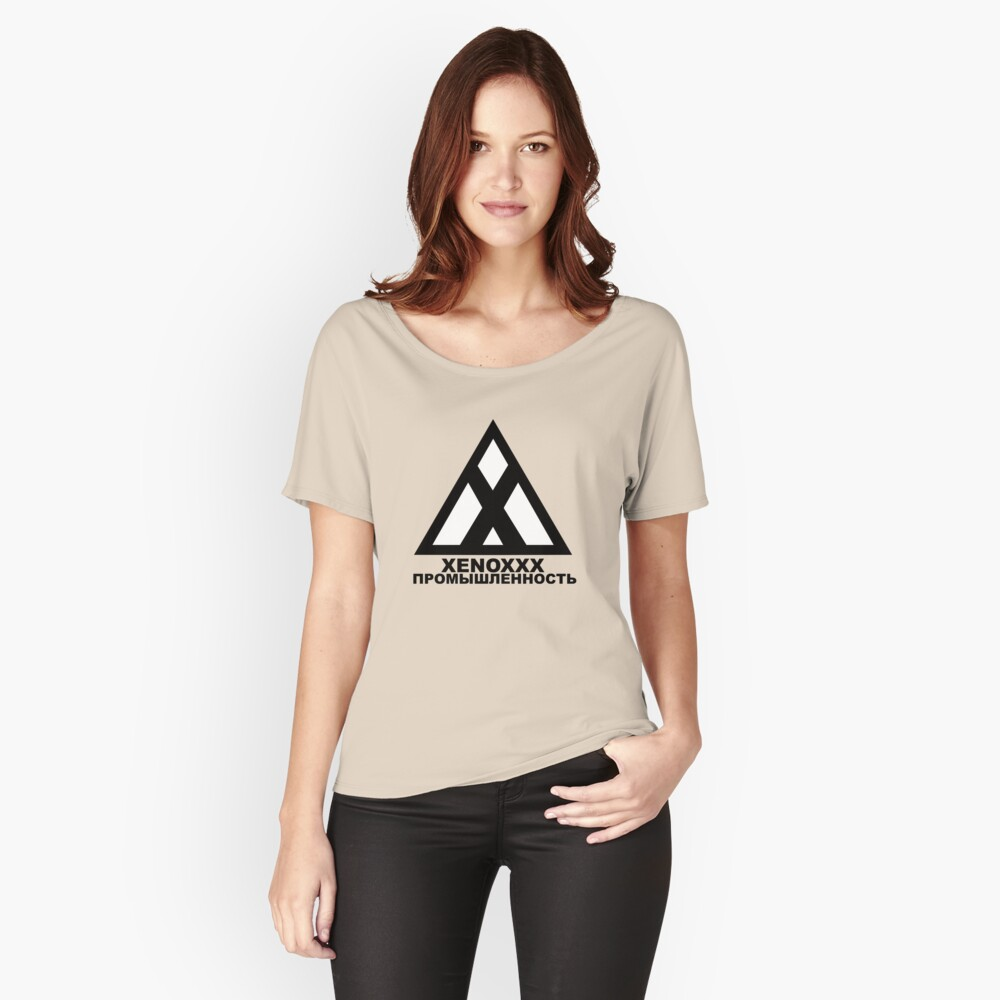 Xenoxxx Industries Relaxed Fit T-Shirt
