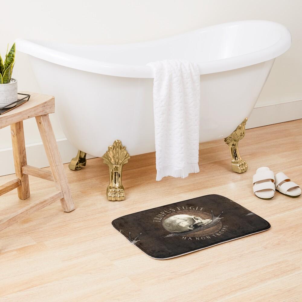 Tempus Fugit (ma non troppo) Bath Mat
