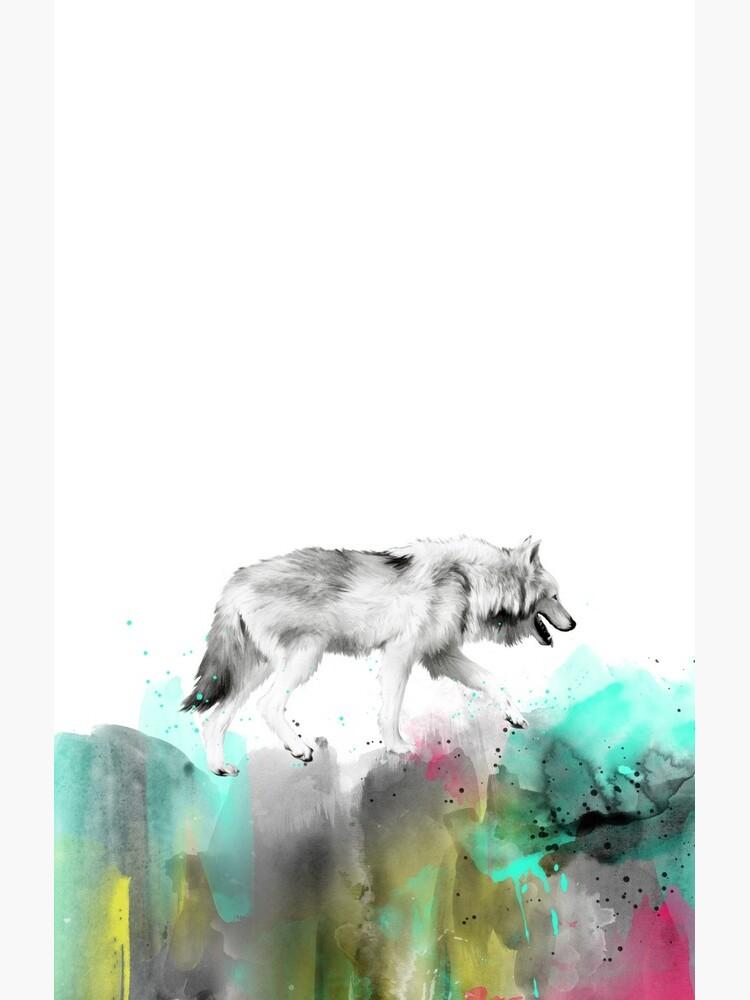 Wild No.3 // Wolf by AmyHamilton