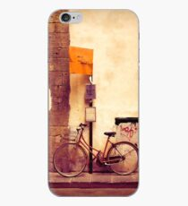 Bicycle red iPhone Case