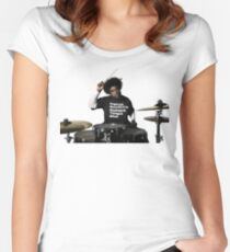 Questlove Women's Fitted Scoop T-Shirt