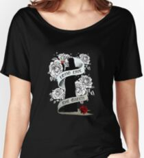 Long Live The (Evil) Queen Women's Relaxed Fit T-Shirt