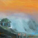 Mountain cabin by Phantus