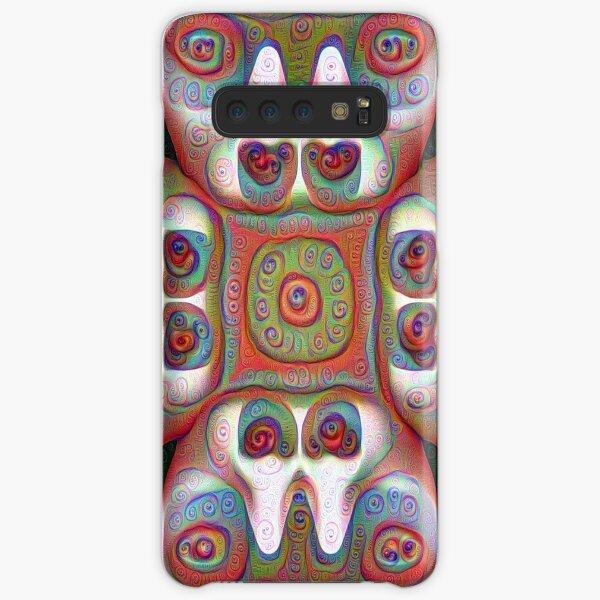 #DeepDream Masks 5x5K v1455625554 Samsung Galaxy Snap Case