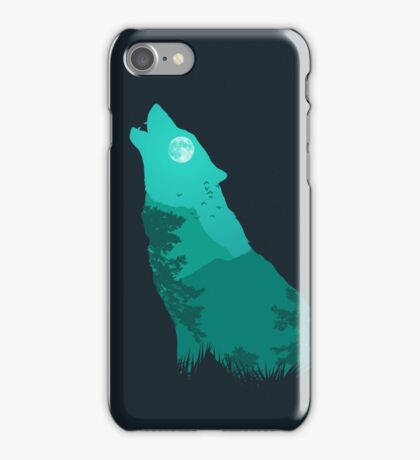 The Sound Of Nature iPhone Case/Skin
