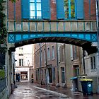 Drizzle In Chalon Sur Salone by phil decocco