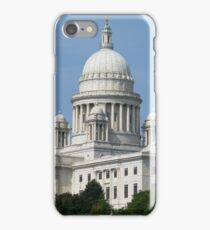 Rhode Island State House iPhone Case/Skin