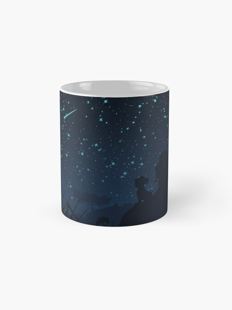 Alternative Ansicht von Unter den Sternen Tassen