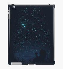 Unter den Sternen iPad-Hülle & Klebefolie
